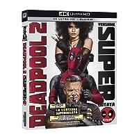 Deadpool 2 (4K Ultra HD - 4 Dischi)
