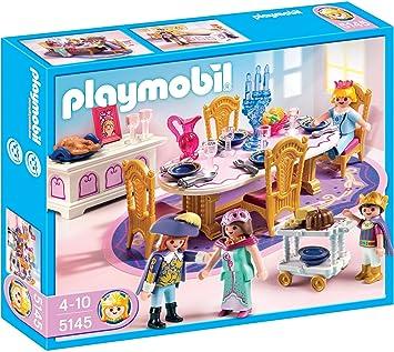 playmobil 5145 jeu de construction salle a manger royale