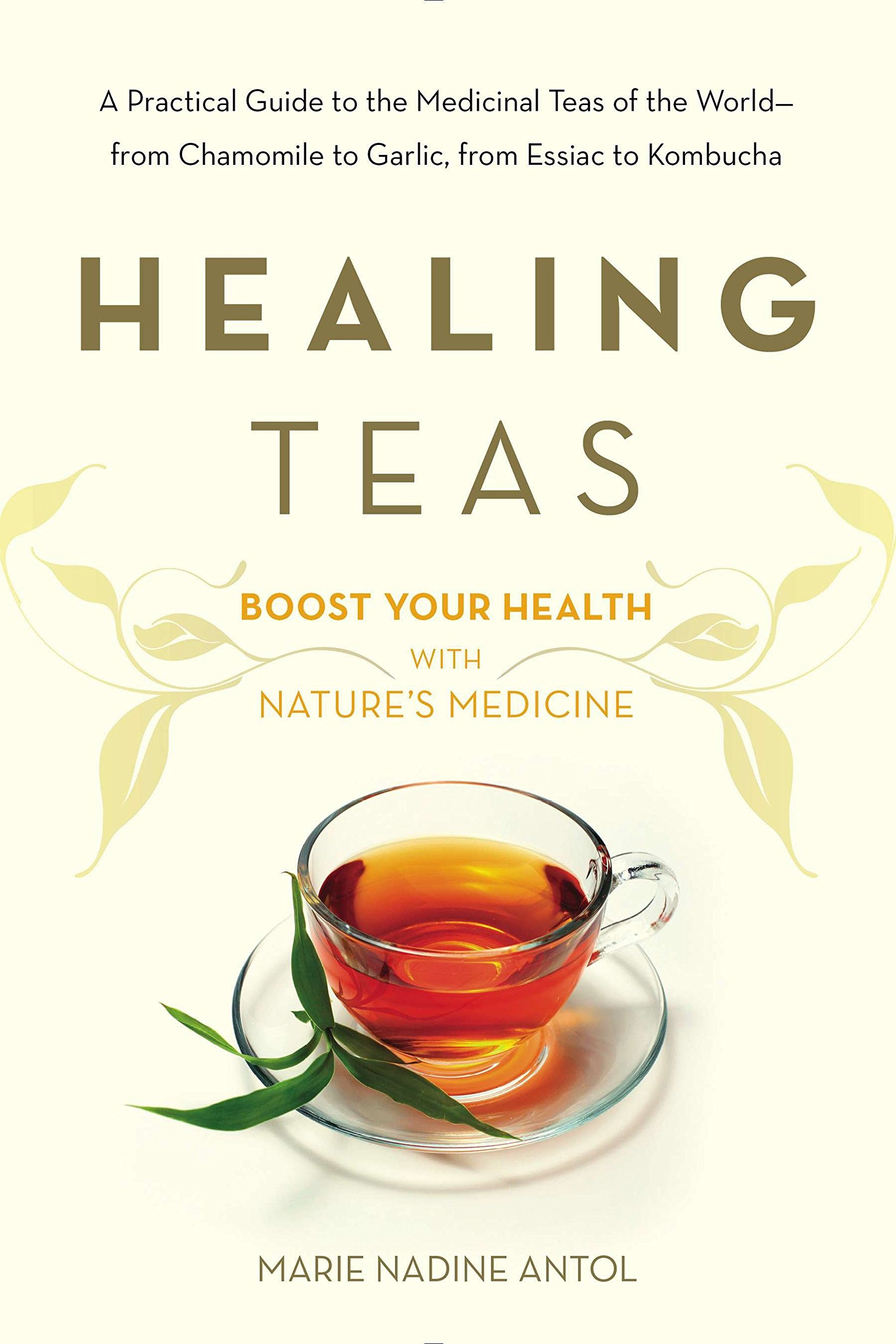 Tea The Power of Russian Herbs - a natural helper in the struggle for health