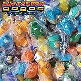 10S5 - Lot de 10 gogo's Crazy Bones Magic Box Série 5 SUPERSTAR - Ultra Rare