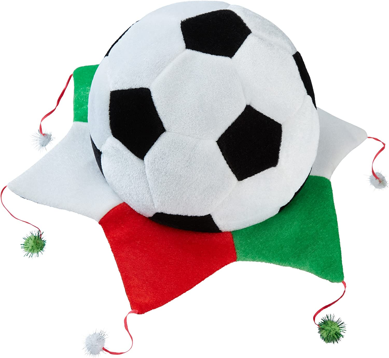 dressforfun 302054 - Sombrero Futbolero de México, Sombrero con ...