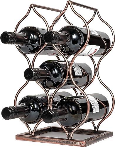 Will's Tabletop Wine rack