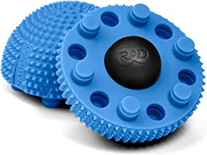 Neuro Ball I Foot Myofascial Release Tool I Textured Massage Ball for Feet I Self Massage, Mobility and Recovery