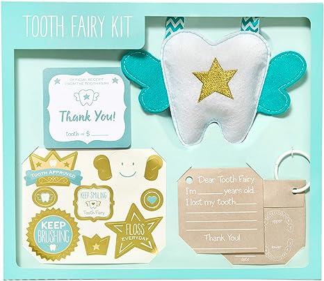 Tooth Fairy Pillowcase Kit: Amazon.co