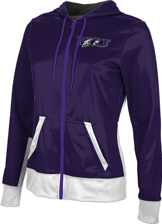 Embrace School Spirit Sweatshirt Niagara University Girls Zipper Hoodie