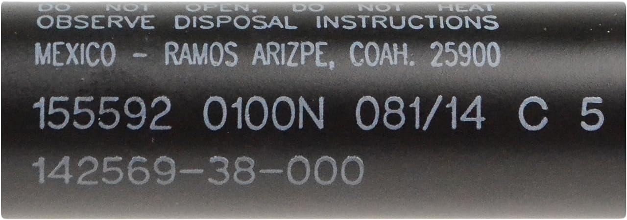 08.95-09.02 //// LIFT-O-MAT/® GASFEDER KOFFER-//LADERAUM HECKKLAPPEND/ÄMPFER STABILUS f/ür Fahrzeuge mit Heckscheibenwischer 6415QS F/ÜR 121 III Bj 03.96-04.03 Bj FIESTA IV 2St JASM, JBSM JA/_, JB/_