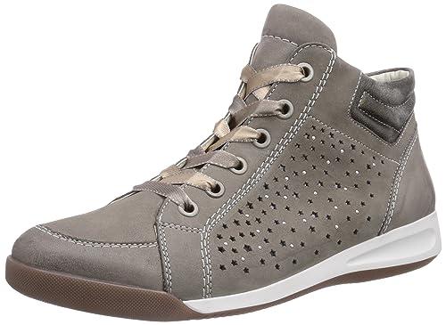 araRom - Zapatillas Mujer, Color Blanco, Talla 36.5