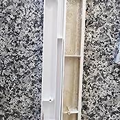SERVI-HOGAR TARRACO® Frontal campana extractora TEKA CNL2000 BLANCO: Amazon.es: Hogar