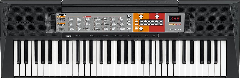 Yamaha PSR F50 Teclado electronico
