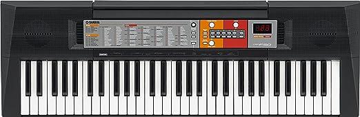 217 opinioni per Yamaha PSR-F50 Tastiera Portatile, 61-Tasti, Display LCD, 6 Watt