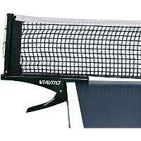 Viavito Iziclip - Red de tenis de mesa y poste