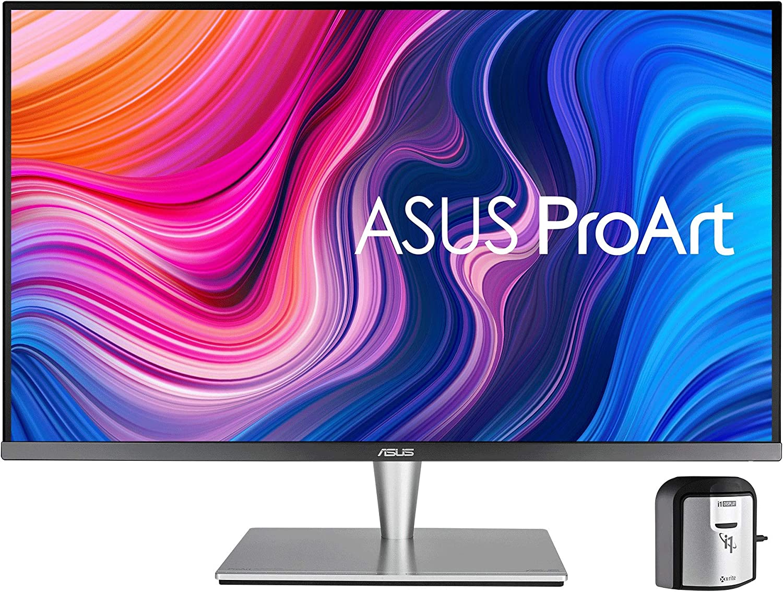 ASUS ProArt PA32UC-K - Monitor profesional HDR 32 pulgadas (4K, HDR, Direct LED, 384 zonas de atenuación local, 85 % Rec.2020, 95 % DCI-P3, Calibración Hardware, Thunderbolt 3, Ultra HD Premium): Asustek: Amazon.es: Informática