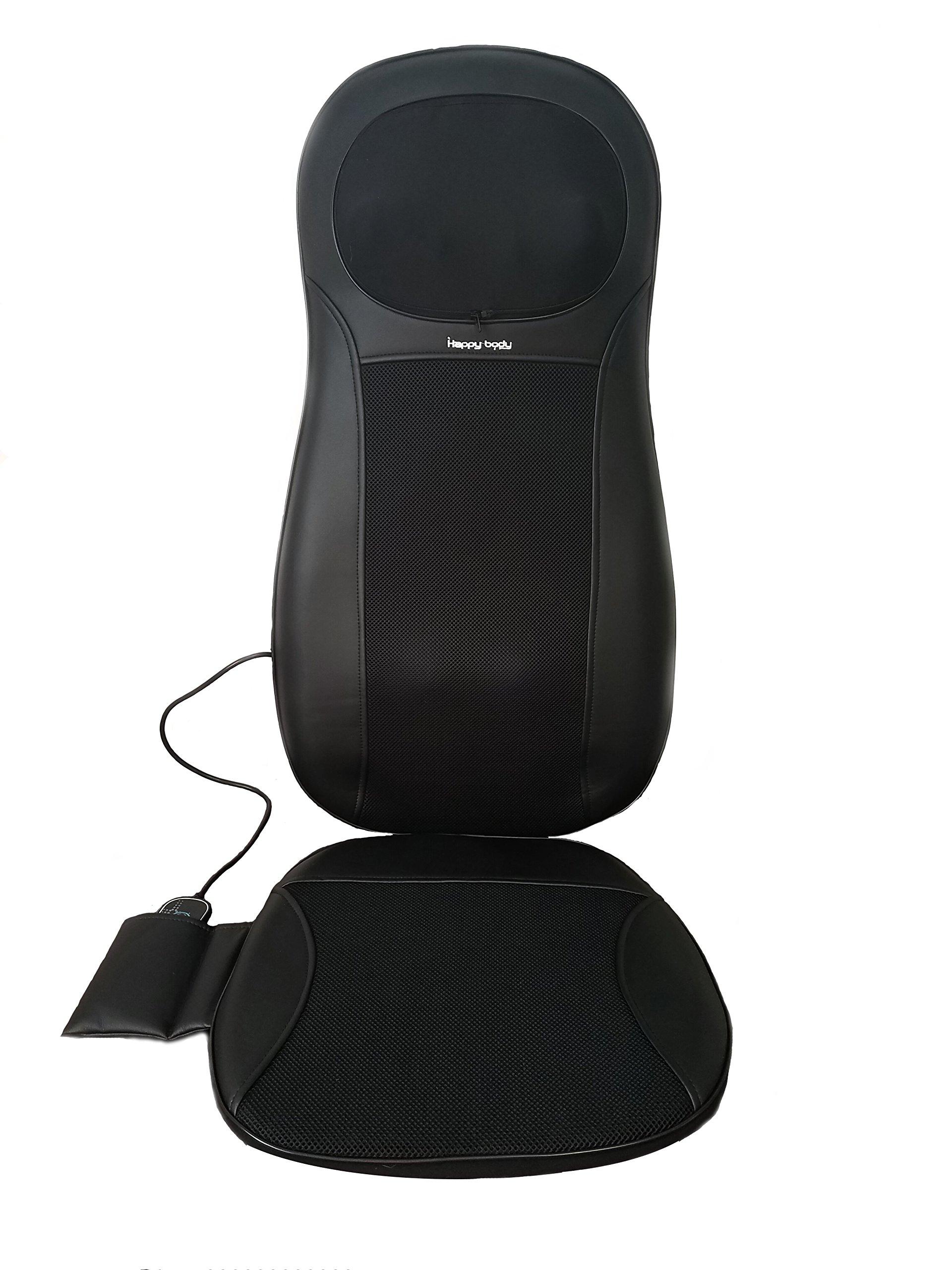 amazon com shiatsu massage cushion infrared heat and rotating