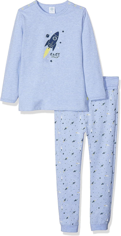 Sanetta Baby-Jungen Pyjama Long Zweiteiliger Schlafanzug