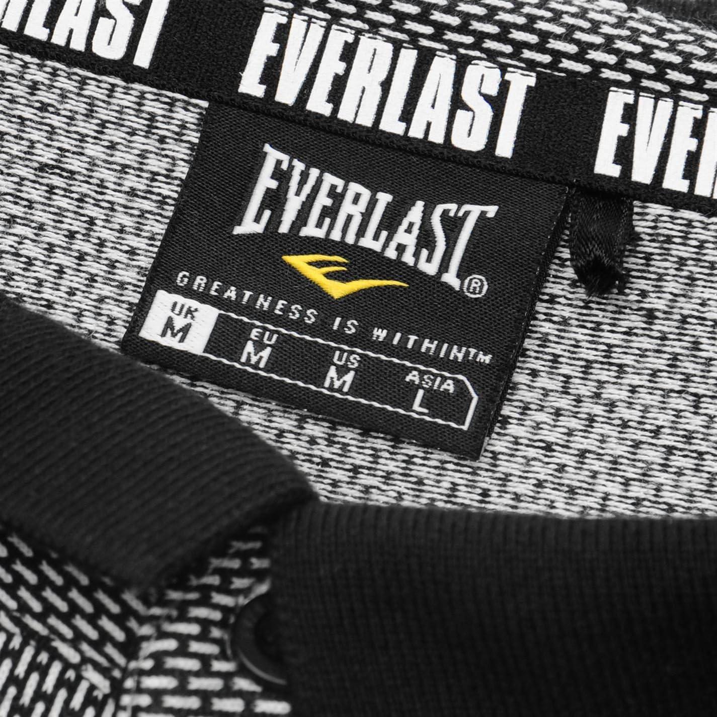 Everlast - Polo - con Botones - Manga Corta - para Hombre ...