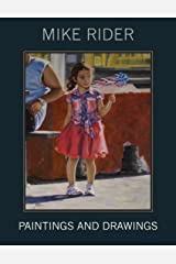 Mike Rider Paintings and Drawings Kindle Edition