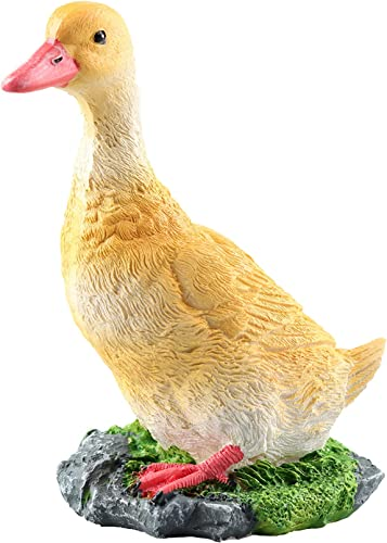 Simulation Duck figeuine