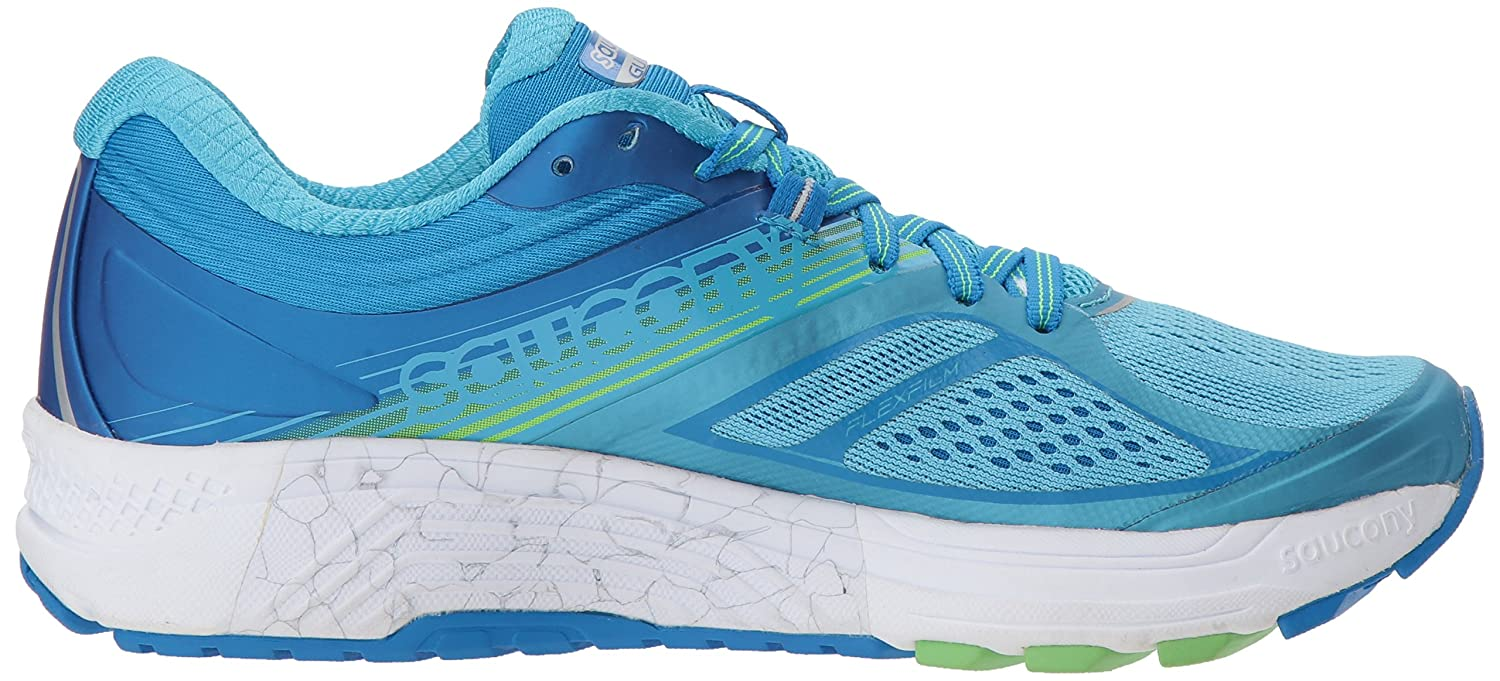 Saucony Women's Guide 10 US|Light Running Shoe B01GIPM1HA 8 W US|Light 10 Blue/Blue 8ea6d9