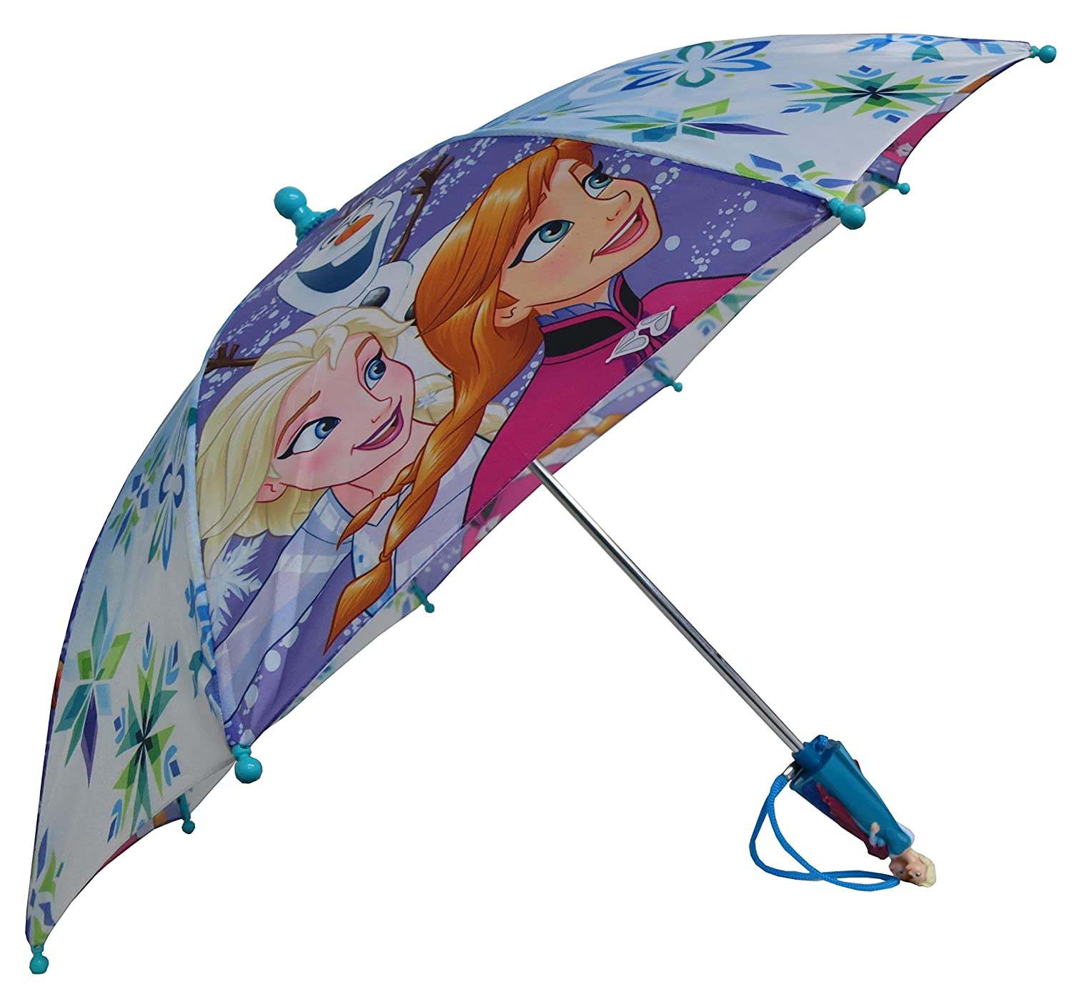 Umbrella - Frozen - Anna Elsa and Olaf Youth/Kids New 286986 ABG Accessories LYSB06W9JLG31-OFFSUPPLIES