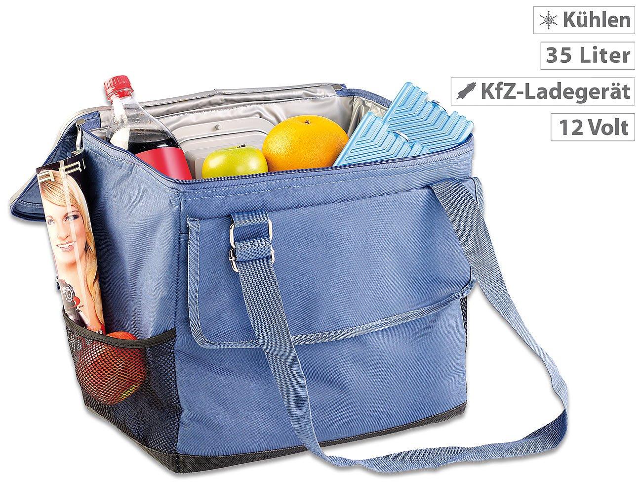 Xcase Mini Kühlschrank : Xcase autokühltasche: elektrische 12 v thermo kühltasche fürs auto