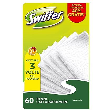 Swiffer recolección de polvo-bayetas-recambio, 60 pcs