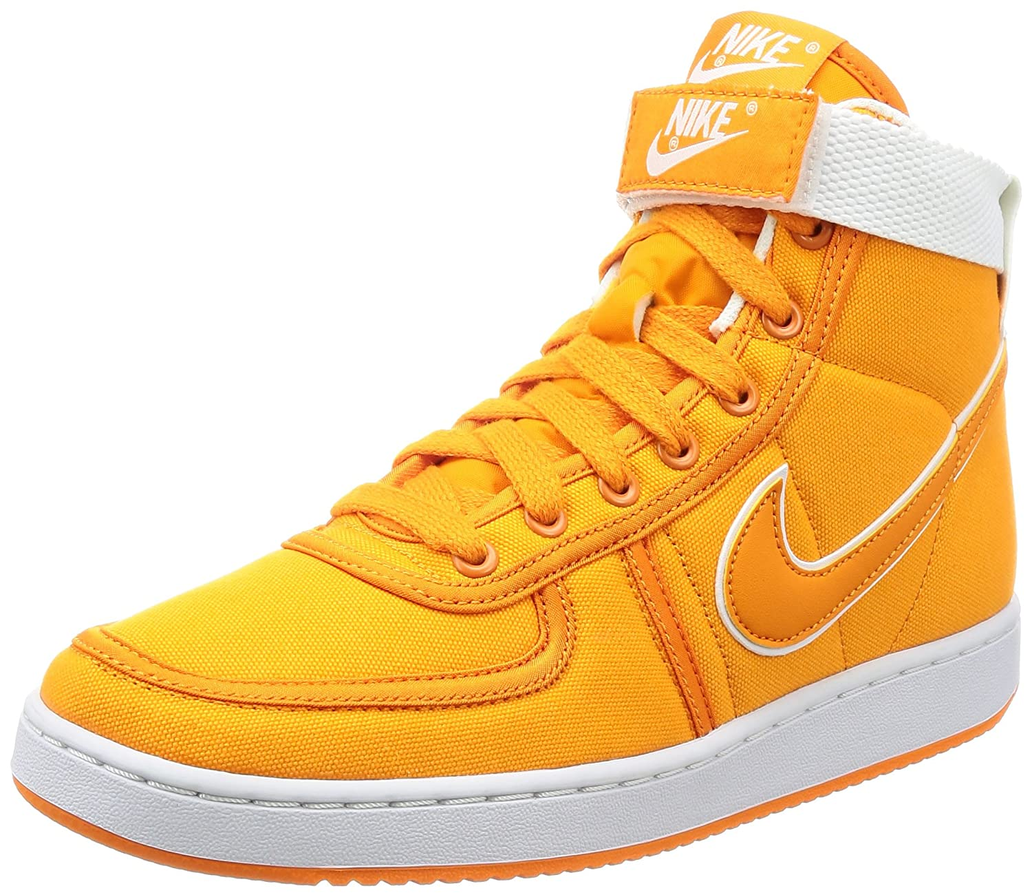 df1e451f1e7 Nike Vandal High Supreme CNVS QS Mens Fashion-Sneakers AH8605-800 10.5 -  Bright Ceramic White-White  Amazon.co.uk  Shoes   Bags