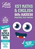KS1 Maths and English SATs Practice Test Papers: 2019 tests (Letts KS1 Revision Success)