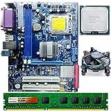 Zebronics Intel Core 2 Duo E8400 3.0 GHZ + G41 Zebronics + 4 GB DDR3 Dolgix RAM