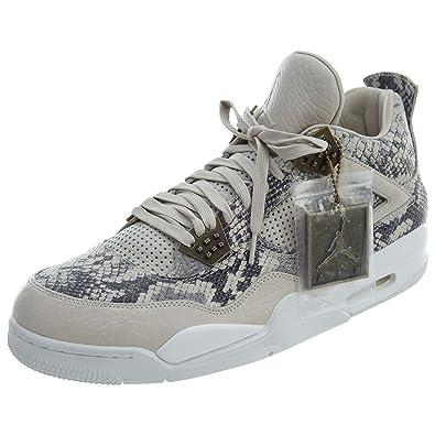 Nike Air Jordan 4 Retro Premium, Zapatillas de Baloncesto para ...