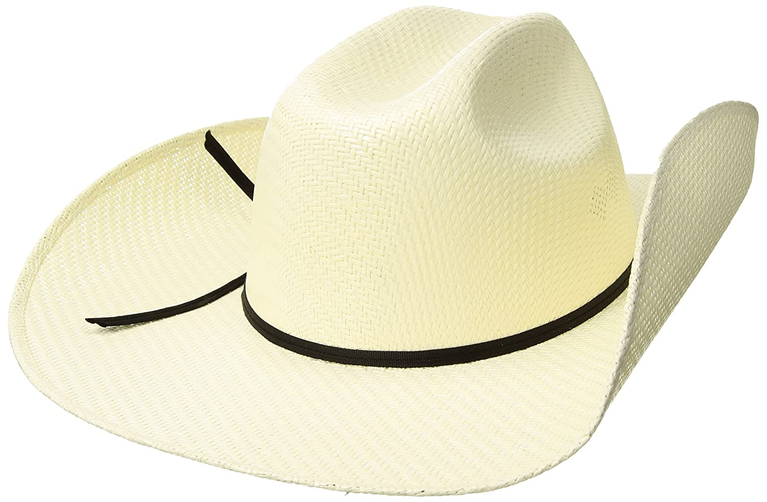 Amazon.com  Twister Men s 8X Shantung Double S Straw Cowboy Hat Natural 6  3 4  Shoes 58aed8509bda