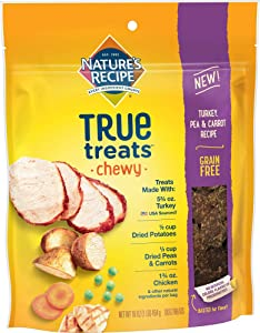 Nature's Recipe True Treats Natural Chewy Dog Treats