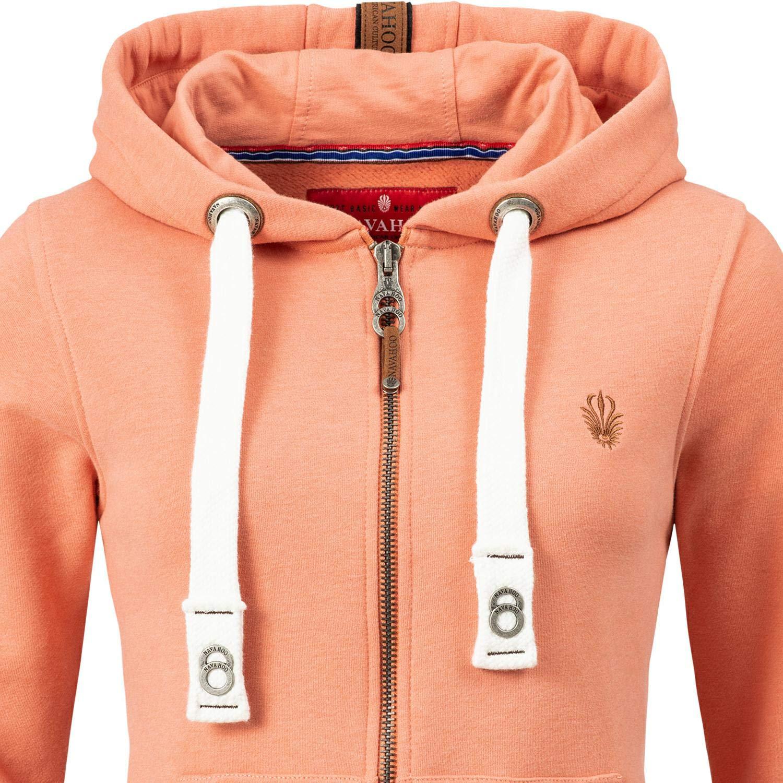 0d0d78618e64 Navahoo Damen Jacke Übergangsjacke Sweatjacke Miaa 6 Farben S-XXL   Amazon.de  Bekleidung