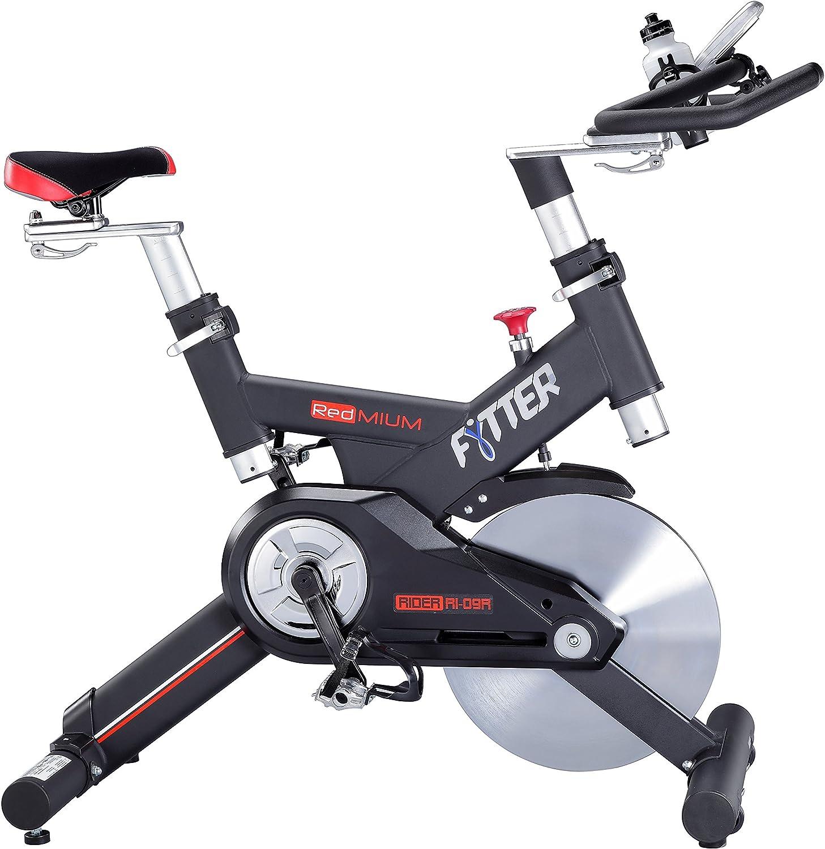 FYTTER - Bicicleta De Spinning Ri-09R