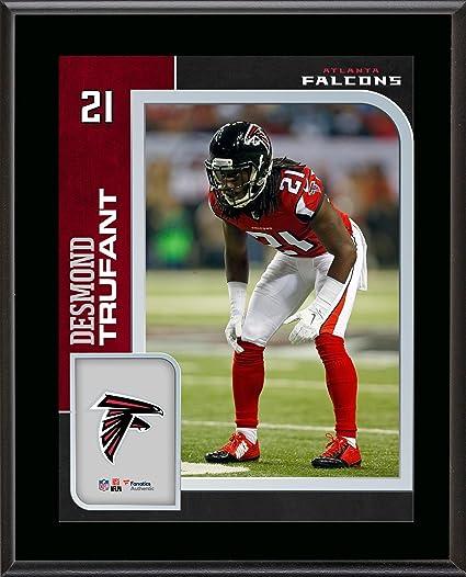 Desmond Trufant Atlanta Falcons 10.5'' x 13'' Sublimated Player ...