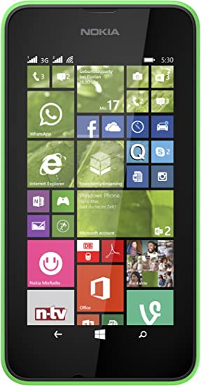Nokia Lumia 530 - Smartphone libre Windows Phone (pantalla 4