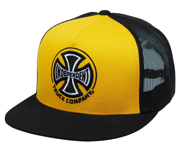 Gorra Independent: Cap Truck CO Gold/Black BK/YL: Amazon.es ...