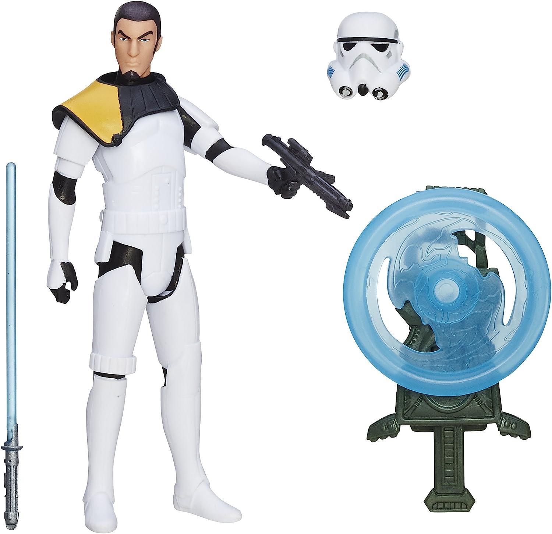 Star Wars Rebels KANAN JARRUS STORMTROOPER DISGUISE Action Figure ~ 3.75 inch