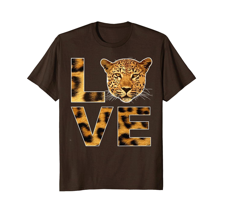 Cheetah Face Animal Instinct Born Wild Leopard Cat T Shirt-AZP