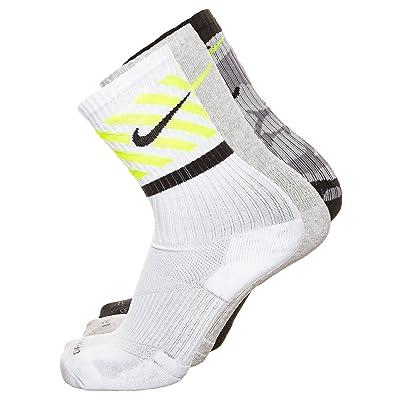 Nike Dri-fit Triple Fly 3 Pairs (SM (Women's Shoe 4-6)): Clothing
