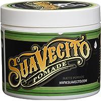Suavecito Matte Pomade- Shine Free Matte Pomade for Men (4 oz).
