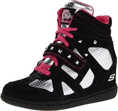 skechers kids high tops
