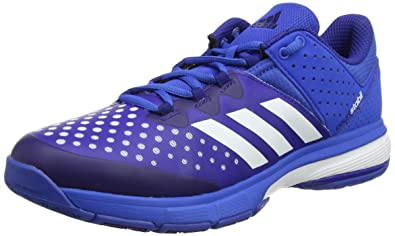 adidas Court Stabil Indoor Court Shoes - 10.5 - Blue