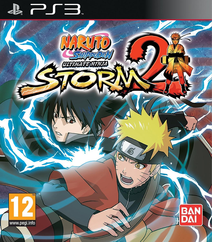 Naruto: Ultimate Ninja Storm 2 (Sony PS3) [Import UK ...