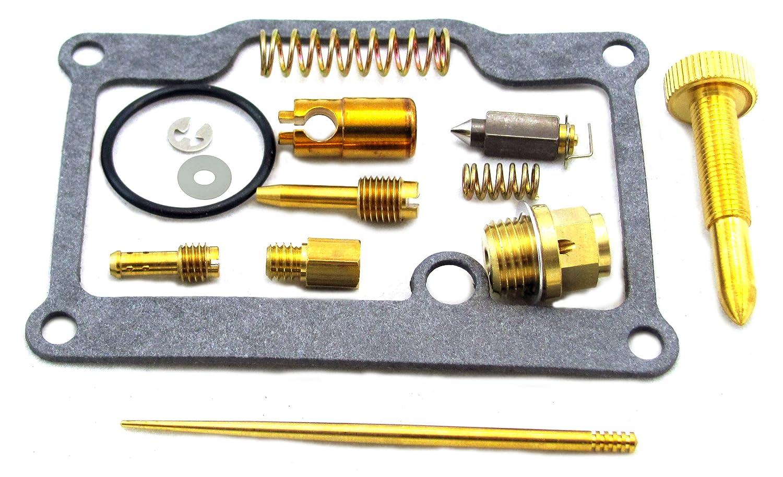 Freedom County ATV FC03406 Carburetor Rebuild Kit for Polaris Scrambler 400 4x4 Scrambler 400 2x4