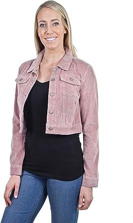My Belle Junior/'s open front crop zipper Moto jacket