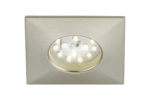 Briloner Leuchten 7205 012 LED Einbauleuchte, Einbaustrahler, LED Strahler,  Spots, Deckenstrahler