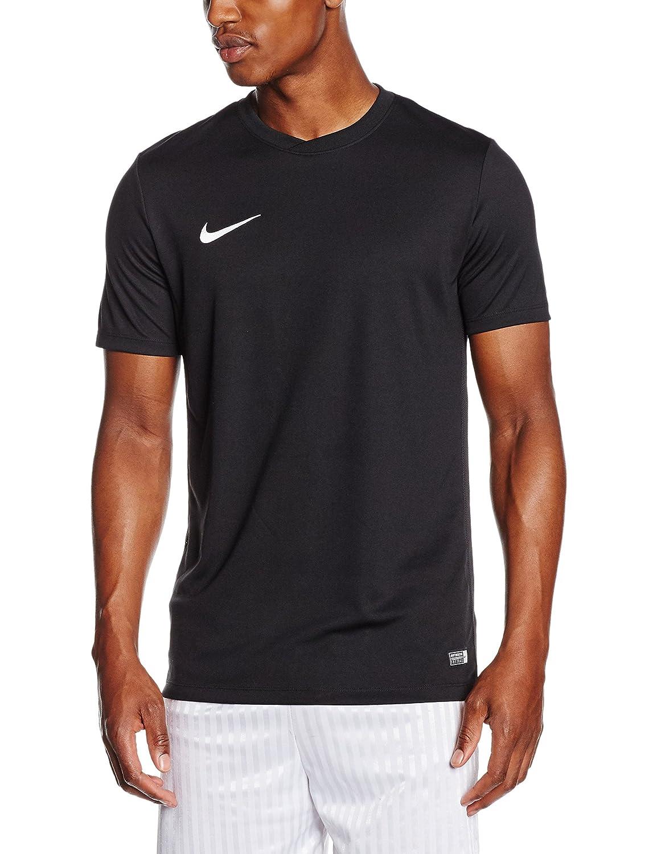 Nike Men's Park VI Park VI T-shirt, Black (Black/White), M