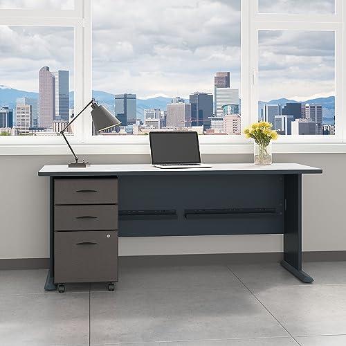 Bush Business Furniture Series A 72W Desk