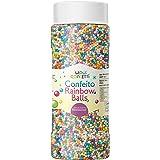 Wow Confetti™ Confeito Rainbow Balls, 75g