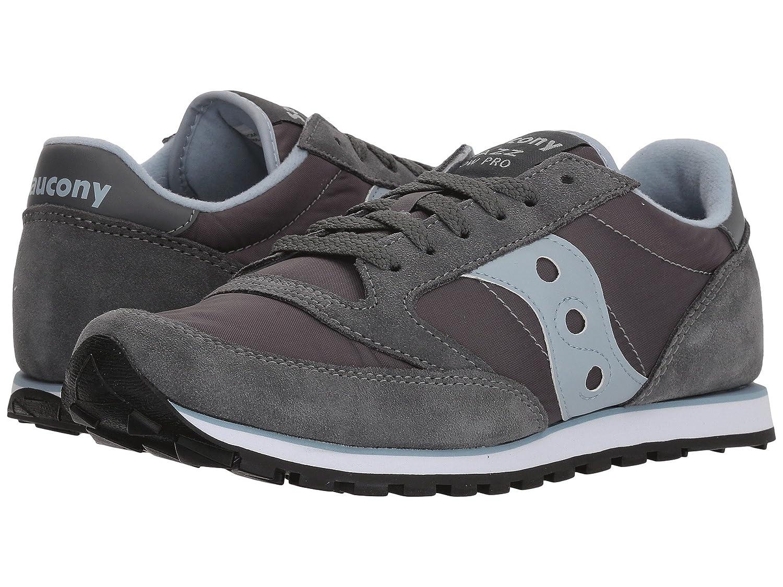 新発売の [サッカニー] - レディースランニングシューズスニーカー靴 - Jazz Low グレー/ブルー Pro [並行輸入品] B07KWR7N8B グレー/ブルー 5 (21.5cm) B - Medium 5 (21.5cm) B - Medium|グレー/ブルー, 極(きわみ)宝石職人直売所:a70e985e --- a0267596.xsph.ru